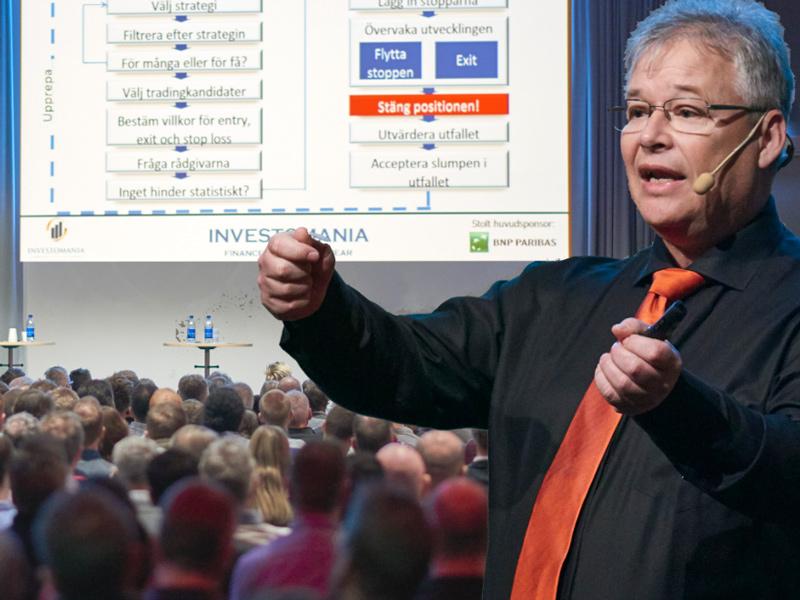 Lär dig trading med Tobbe Rosén och Lars Hansson